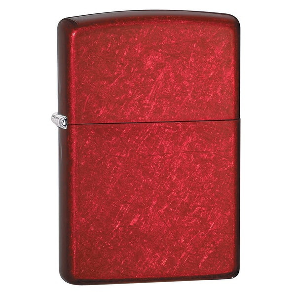Zippo Candy Apple Red Lighter