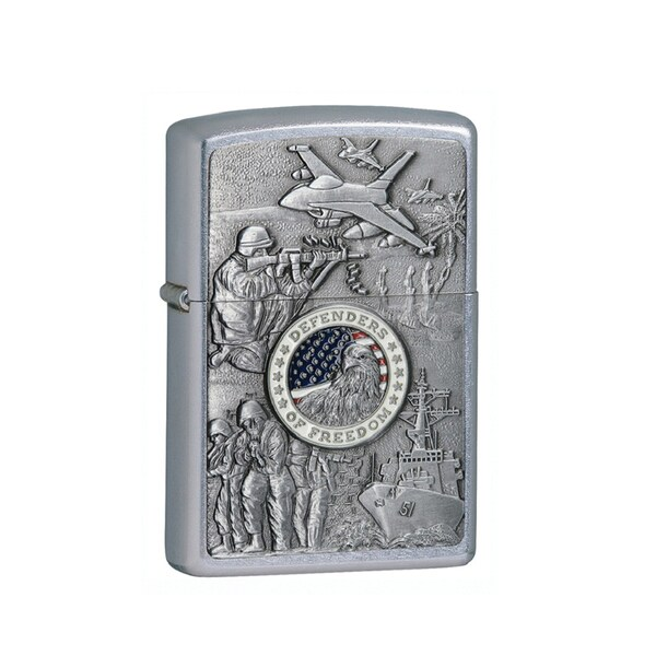 Zippo Joined Forces Lighter