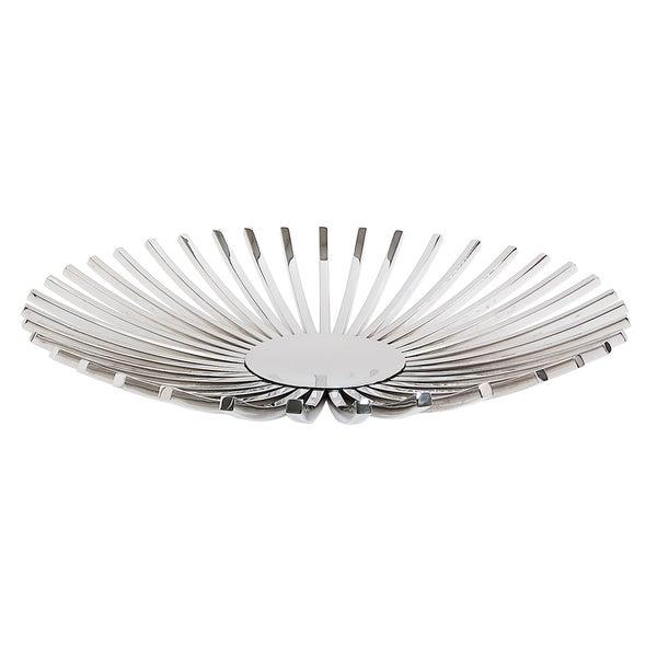 Stainless Steel Antibes Decorative Platte