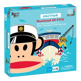 Paul Frank Boatload Of FUN