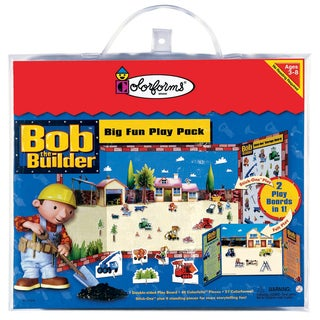 Bob the Builder Colorforms Play Pack