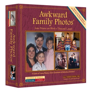 Awkward Family Photos Game