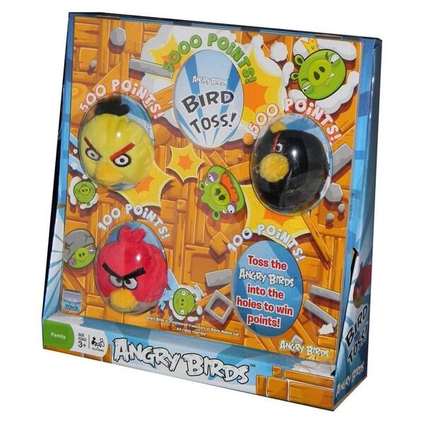 Angry Birds Bean Bag Bird Toss Game