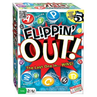 Flippin' Out! Game