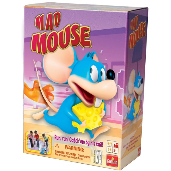 Mad Mouse Board Game