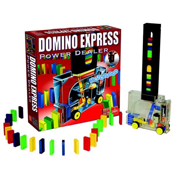 Domino Express Power Dealer Game
