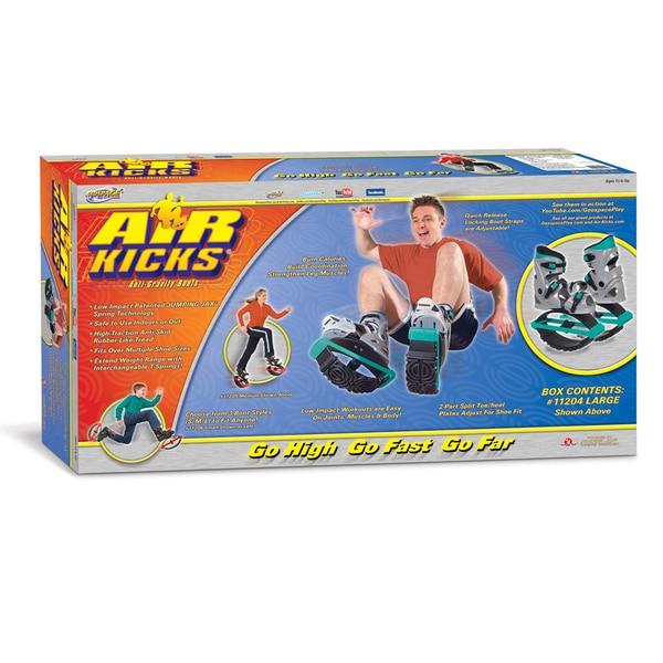 Air Kicks Anti-Gravity Boots - Large