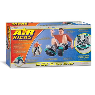 Air Kicks Anti-Gravity Boots - Large