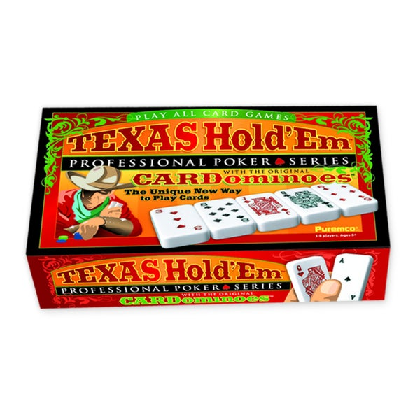 Texas Hold 'Em CARDominoes Game