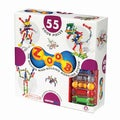 ZOOB 55-piece Building Set