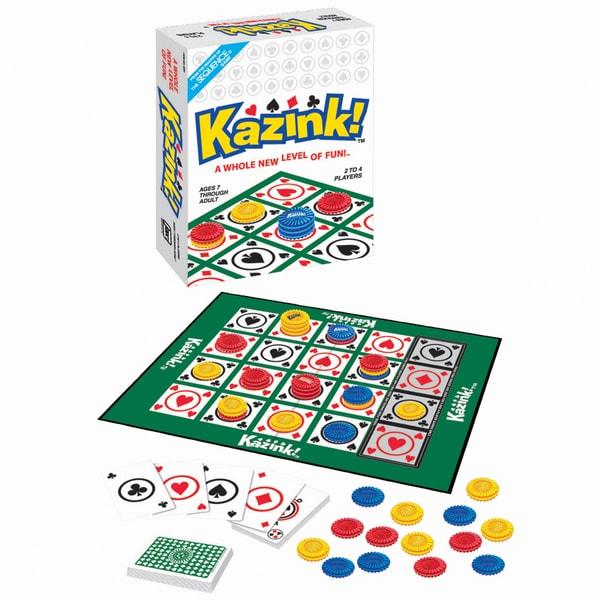 Jax Ltd Kazink! Game