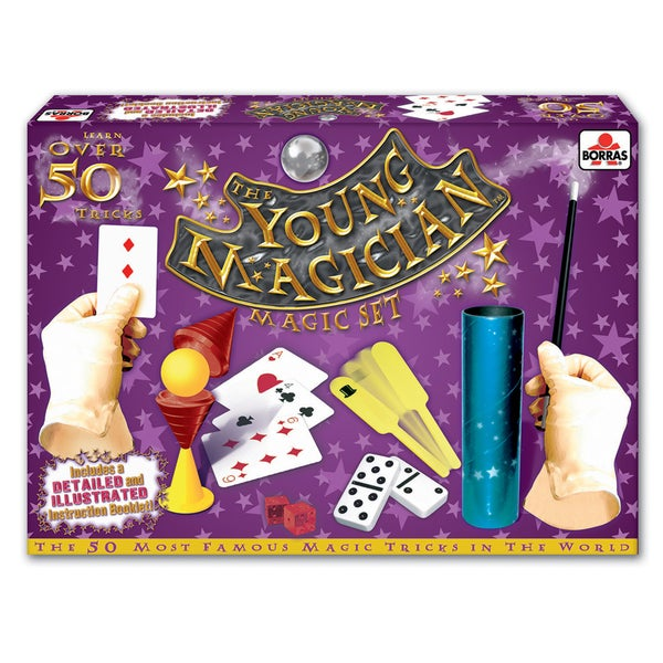 John N. Hansen Co. 'The Young Magician' Magic Set