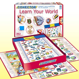 Conector Learn Your World Game
