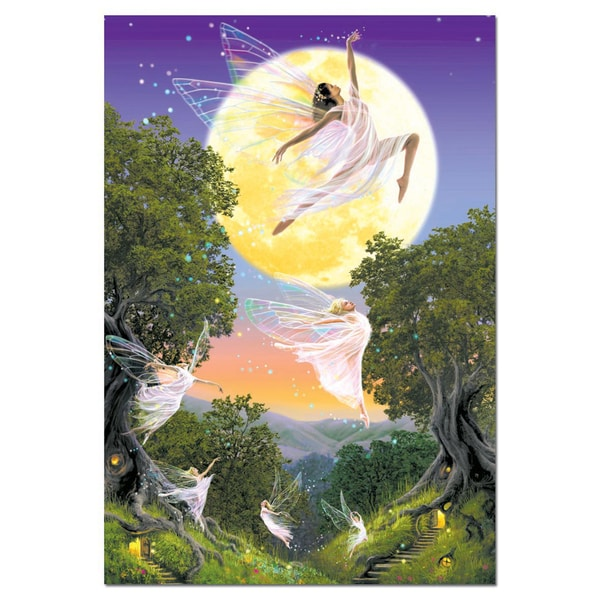 John N. Hansen Co. 'Dance of the Moon Fairy' 1000-piece Puzzle
