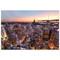 John N. Hansen Co. 'Manhattan Sunset' 3000-piece Puzzle