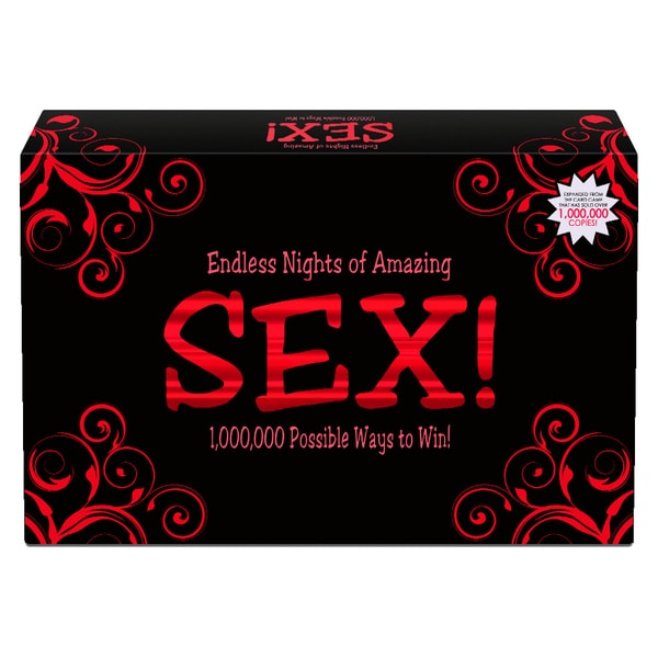 Sex! Board Game