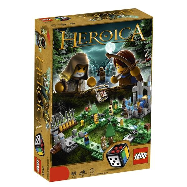 LEGO Heroica Waldurk Forest