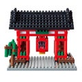 nanoblock Sites to See Level 4 - Kaminarimon: 450 Pcs