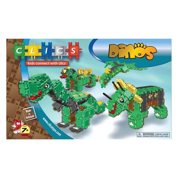 Clics - Dinos