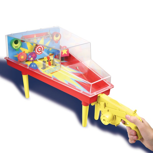 Electro Shot Shooting Gallery Game