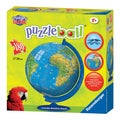 Ravensburger Children's Globe 180-piece Puzzleball with Base Stand