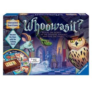 Whoowasit? Board Game