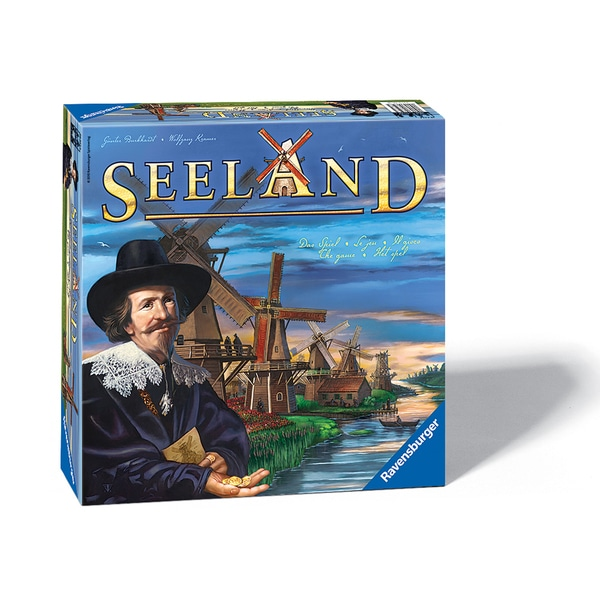 Seeland - Competition in the Land of Mills