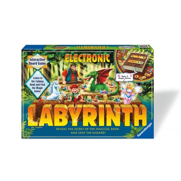 Electronic Labrinth