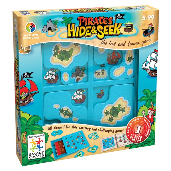 Pirates Hide & Seek