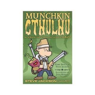 Munchkin Cthulhu Card Game