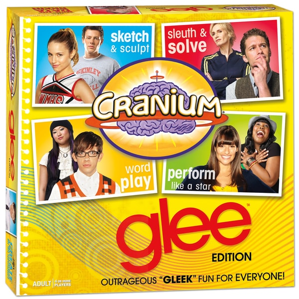 Cranium: Glee Edition