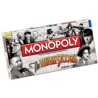 MONOPOLY: The Three Stooges Collector?s Edition