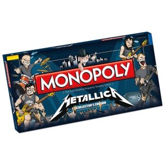 MONOPOLY: Metallica Collector?s Edition