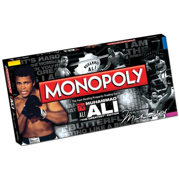 MONOPOLY: Muhammad Ali The Greatest Edition