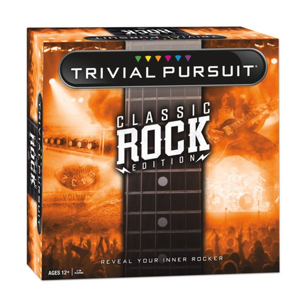 TRIVIAL PURSUIT: Classic Rock Edition