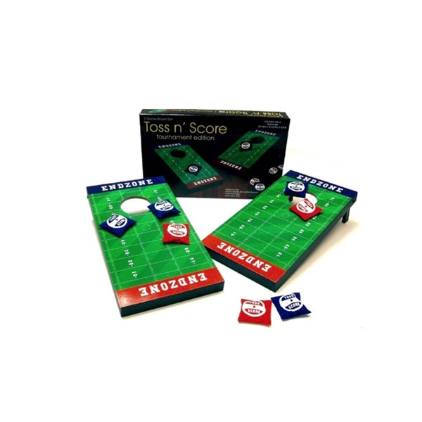 Toss N' Score Tournament Bean Bag Game