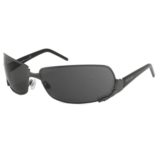 Roberto Cavalli Women's RC163S Minosse Rectangular Sunglasses