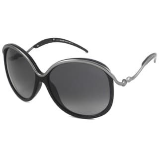 Roberto Cavalli Women's RC601S Cedro Rectangular Sunglasses
