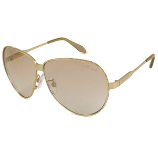 Roberto Cavalli Women's RC661S Passiflora Aviator Sunglasses