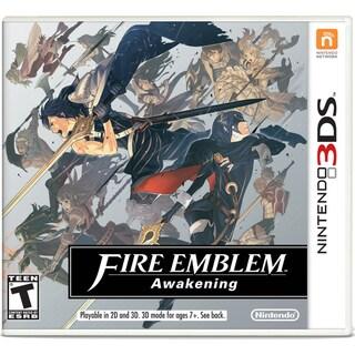 Nintendo 3DS -  Fire Emblem Awakening
