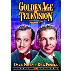 Golden Age of Television Vol. 10 (DVD)