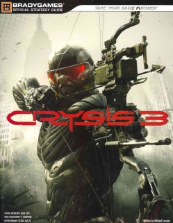 Crysis 3 Official Strategy Guide (Paperback)