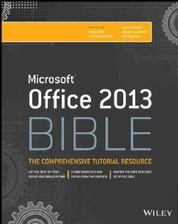 Microsoft Office 2013 Bible (Paperback)