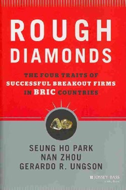 Rough Diamonds: The Four Traits of Successful Breakout Firms in Bric Countries (Hardcover)