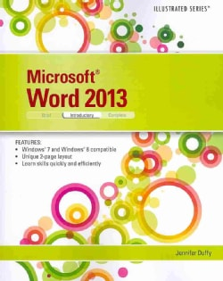 Microsoft Word 2013: Introductory (Paperback)