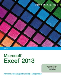 New Perspectives on Microsoft Excel 2013 (Paperback)