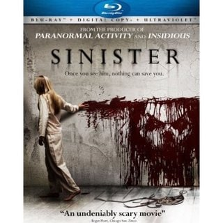 Sinister (Blu-ray Disc) 10412483