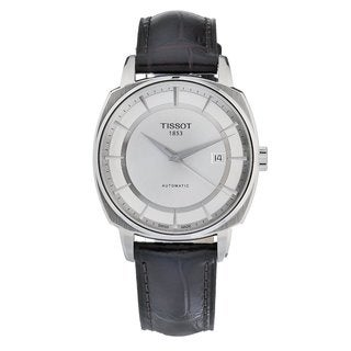 Tissot Men's Stainless Steel T-Lord Watch