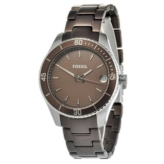 Fossil Women's Stainless Steel Stella Mini Watch