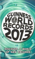 Guinness World Records 2013 (Paperback)